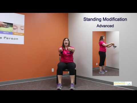 Post-Stroke Exercise (Workout)