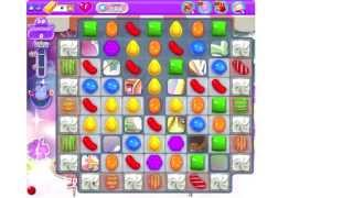 Candy Crush Saga DREAMWORLD Level 198 ★★★ no boosters (TUTORIAL)