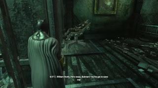 Batman arkham city The Ridder side mission Part 2