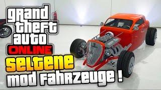 GTA 5 Online | SELTENE MODIFIZIERTE FAHRZEUGE ! | RARE CARS ONLINE ! | IDzock | Deutsch