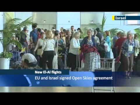 New El-Al Flights From Israel To Europe: Low-cost Flights To Destinations Including Kiev And Berlin