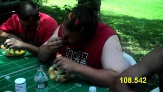 Star Spangled Bladder Part 2 Pulled Pork And Fruit Salad