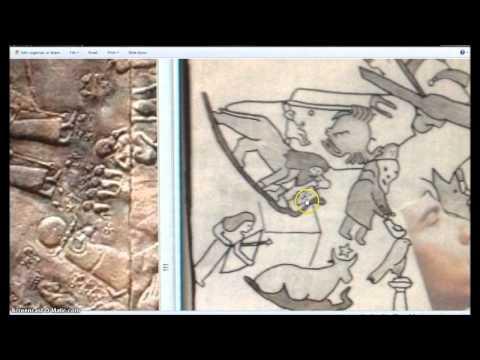 Godzilla 2014 Posters Hidden message .Satan is Coming. Illuminati Freemason Symbolism. NWO .