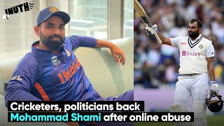 Cricketers, Politicians Back Mohammad Shami After Online Abuse