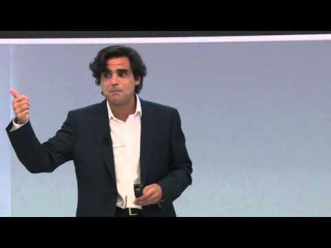 Revolución emprendedora: Juan José Güemes at TEDxGranVia