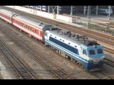 SS8, China Railway中国铁路(ShenZhen to YueYang Train)