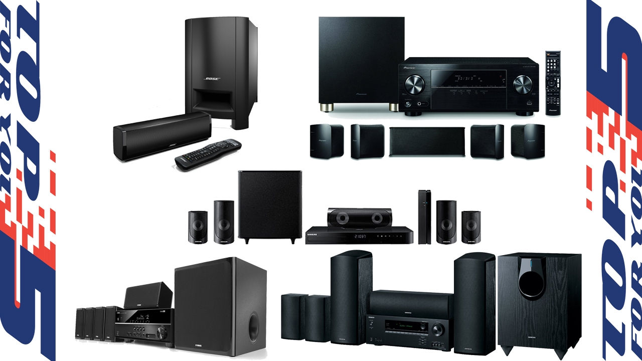 Top 5 Best Home Theater Systems of 2017 - 2018