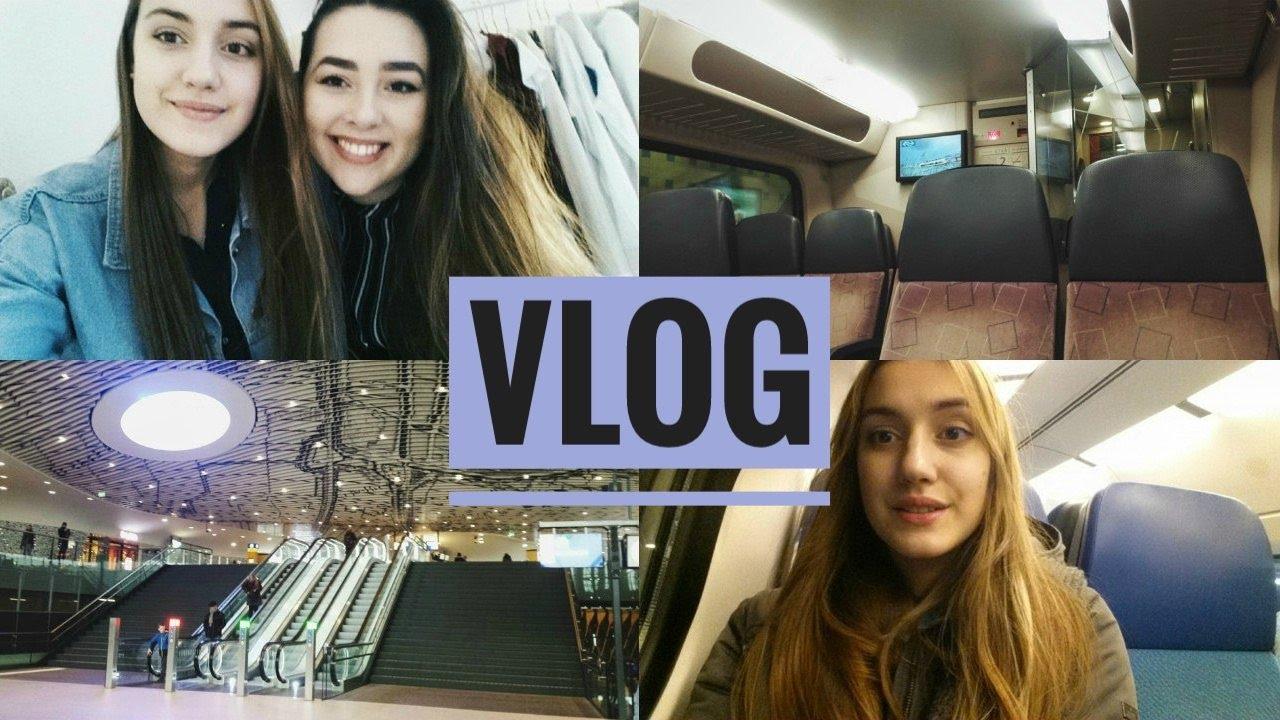 милашки в поезде видео