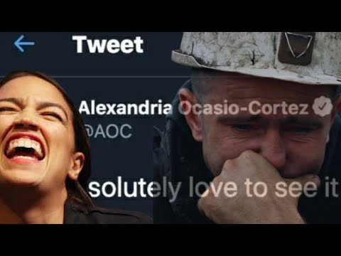 Negative oil price: AOC deletes tweet 'you absolutely love to see it ...