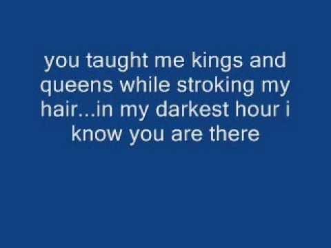 Robbie Williams - Nan's Song (Lyrics)