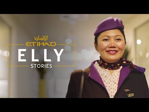Our Longest Serving Cabin Crew | Etihad Stories