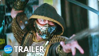 MORTAL KOMBAT (2021) Red Band Trailer ITA del film di Simon McQuoid