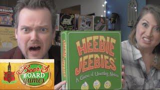 Drunk Heebie Jeebies (Beer and Board Games)