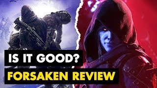 Destiny 2: Forsaken Review - Worth The Hype?