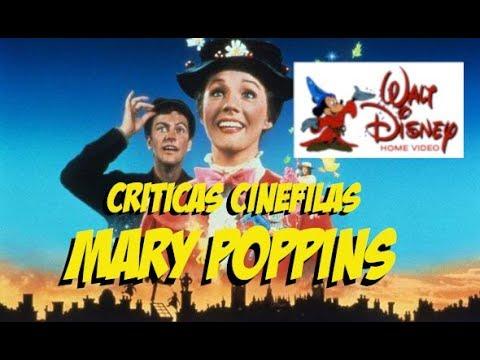 MARY POPPINS de Robert Stevenson (1964) crítica. Mp3