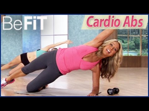 Shrink Belly Fat Cardio Abs Workout