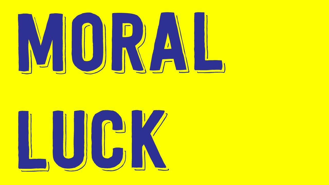 nagel moral luck