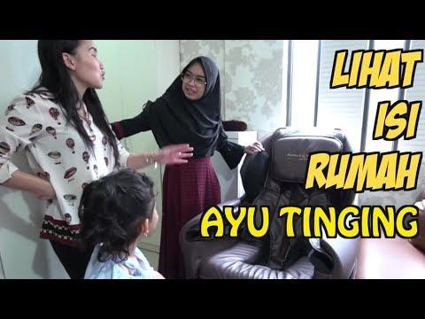 LIAT ISI RUMAH AYU TINGTING, ASLI BETAWI!! - Ricis Kepo (PART 1)