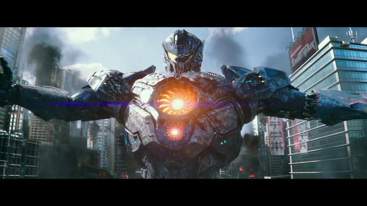 【環太平洋2:起義時刻】吉普賽復仇者-3月21日 IMAX同步震撼登場 ...