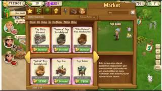 Farmville2 Marketi Ücretsiz Yapma Hilesi Trville.com