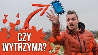 Co wytrzyma *PANCERNY* Smartfon? | Dogee S60