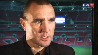 Vinnie Jones on his Wembley experience | FATV