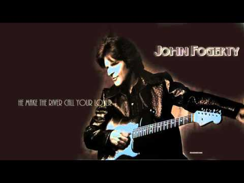 John Fogerty + The Old Man Down The Road + Lyrics/HD