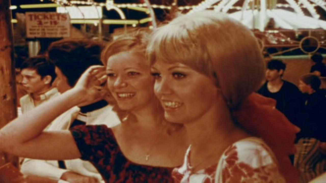 1973 Seaside Heights Amp Seaside Park Boardwalk And Rides