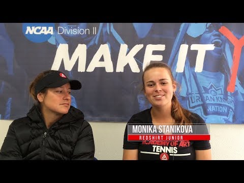 Women's Tennis Weekly Report 4-11-18