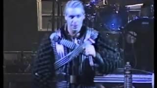 Rammstein- Herzeleid Live (Dusseldorf 1997)