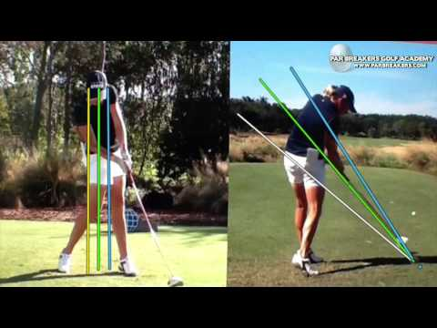 Stacy Lewis Swing Analysis