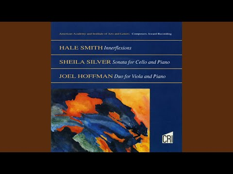 Sonata for Cello and Piano: III. Lively, rhythmic, and playfully