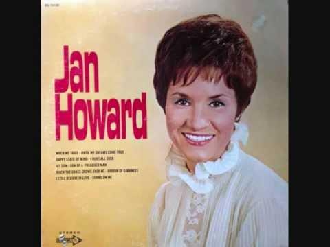 Jan Howard Happy State Of Mind Youtube