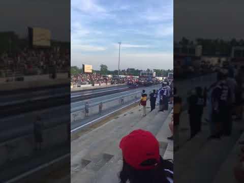 Tony Hitler Wright vs Black Mustang at Woostock 2017