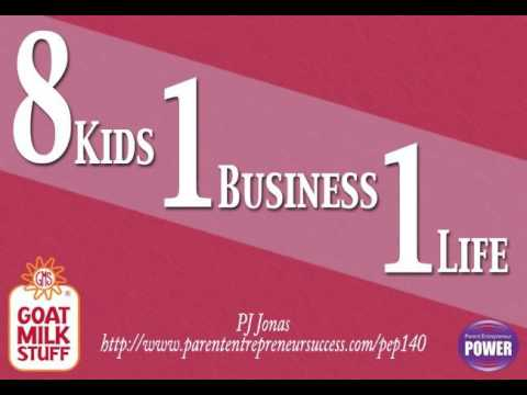 PEP 140: How to Create Online Business and Homeschooling Family Success with PJ Jonas of...