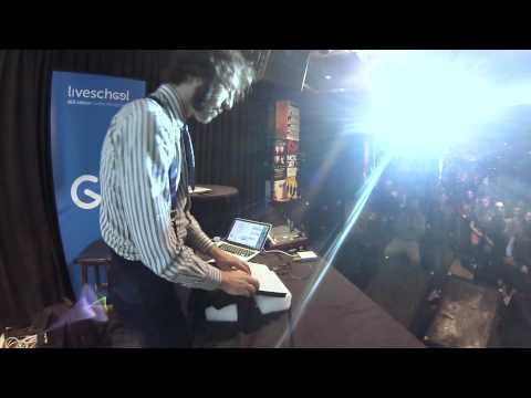 INPUT EPISODES: Daedelus (Brainfeeder / Ninja Tune) on live performance