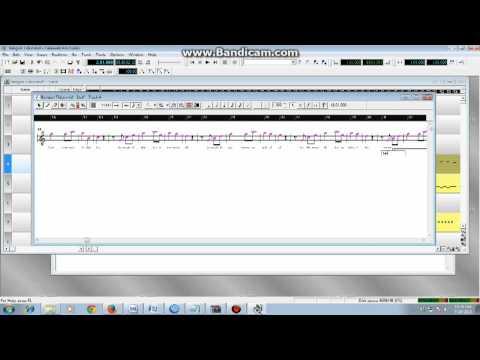 Membuat Tex Karaoke  Midi Menggunakan Software Cakewalk Pro Audio9