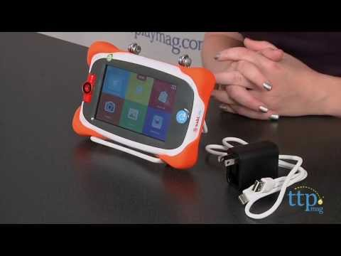 Hands On With The Nabi Jr Tablet And Accessories Doovi