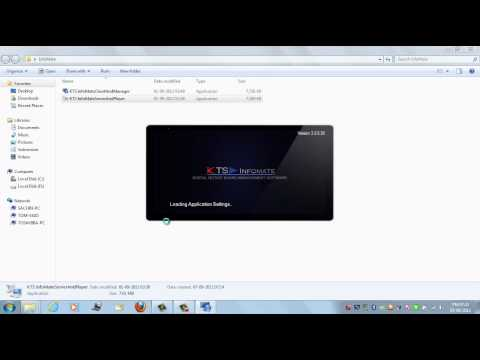 KTS InfoMate: Installing KTS InfoMate