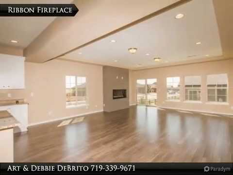 Oakwood Homes Pinehurst Banning Lewis Ranch - Youtube