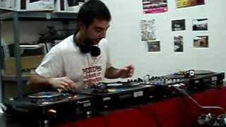 VRTIC dj set on 3 DECKS PLATOS @ STUDIO 3 2008 TECHNO part 9