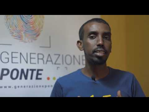 RAI RADIO 3 | Fahrenheit - Intervista a Abdullahi Ahmed, 3 ottobre 2019