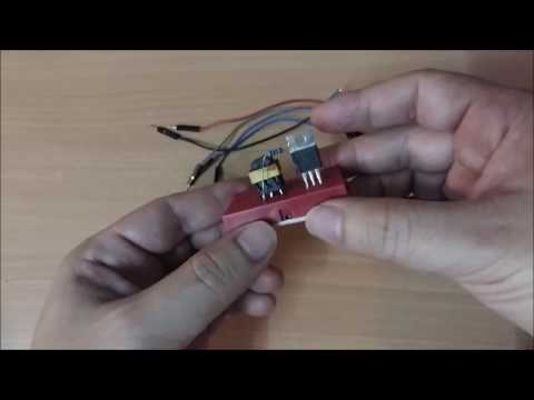 Simple Easy High Voltage Step Up Booster - 3 Volts To 3000 Volts
