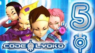 ✪ Code Lyoko: Quest for Infinity Walkthrough Part 5 (Wii, PS2, PSP) ✪