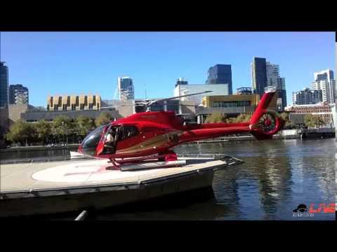 Melbourne City Helipad