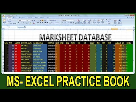 Excel 2013 tutorial using database functions microsoft training.