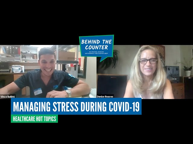 Managing Stress During Covid-19