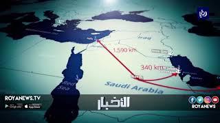 قطار نتنياهو مشروع يربط الأرض المحتلة بالخليج العربي والأردن مركز إقليمي له - (15-11-2018)