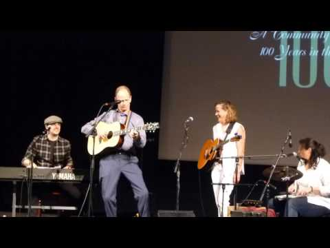 Livingston Taylor - Isn't She Lovely/Would You Mind, Colonial Theater, Phoenixville, PA, 4/01/2017