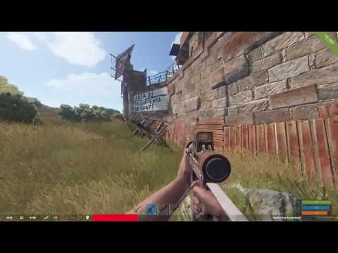 Rust raidelés 3. Epic win! [New Hope Server]